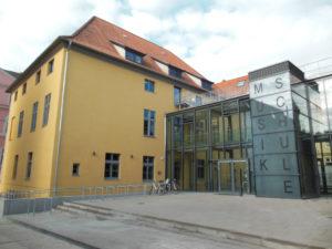 Musikschule Stralsund Eingang 1