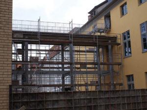 Musikschule Stralsund Eingang 2