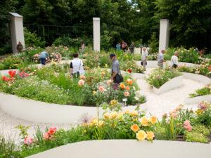 Prenzlau Landesgartenschau Garten