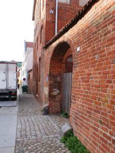 Stralsund Kampischer Hof Seite 2