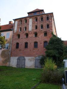 Kampischer Hof Stralsund 1