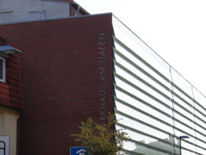 Parkhaus Stralsund Seite