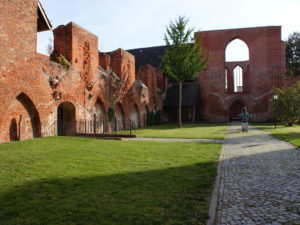 Kloster St. Johannis Innenhof