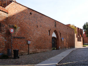 Kloster St. Johannis Seiteneingang