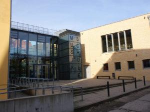 Musikschule Stralsund Eingang 3