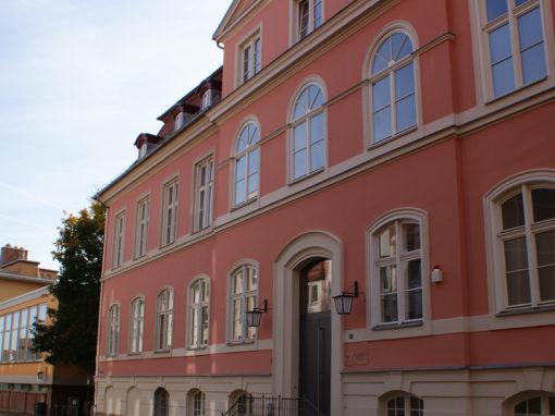 Bauamt Badenstraße Stralsund