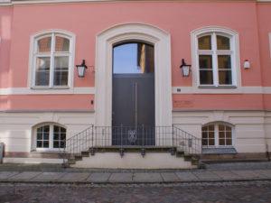Bauamt Stralsund Haupteingang