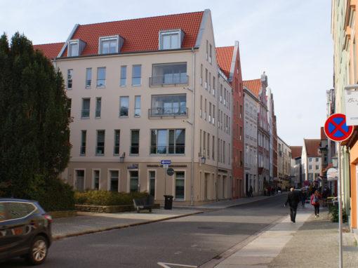 Wohnungen Heilgeistraße Stralsund