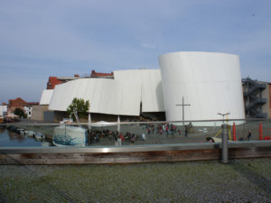 Ozeaneum Stralsund Ansicht