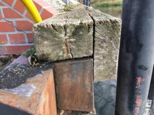 Premnitz Uferbefestigung erneuern Detail 2