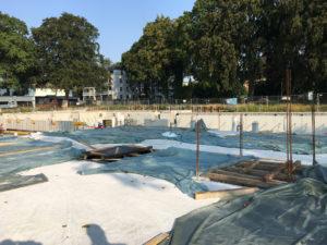 Billrothgarten Mehrfamilienhäuser Bau 3