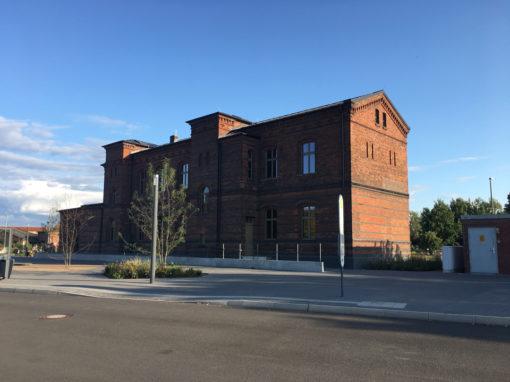 Sanierung Bahnhofsgebäude Wittstock