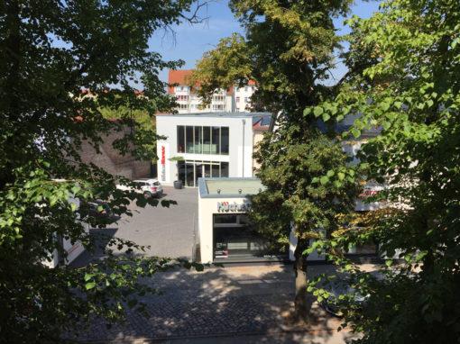 Ausstellungsgebäude Küchen Werner