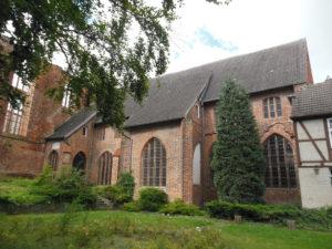 Kloster St. Johannis Haus