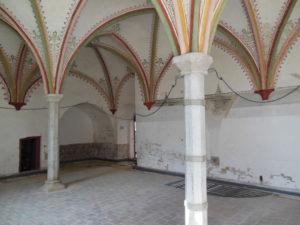 Kloster St. Johannis Haus Innen