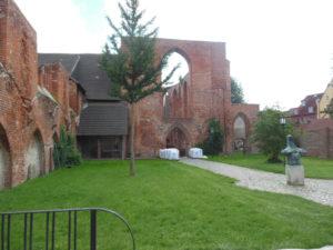 Kloster St. Johannis Innenhof 2