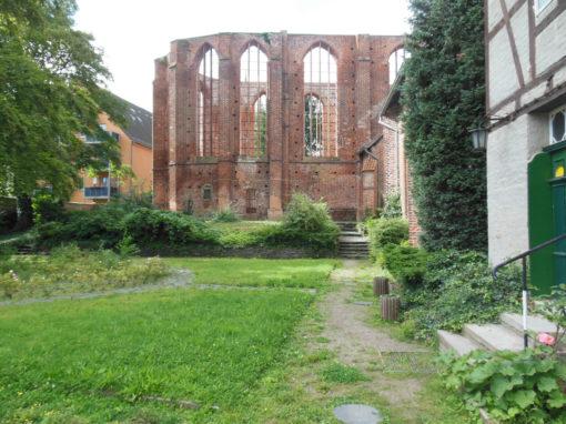 Sanierung Kloster St. Johannis