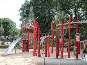 Landesgartenschau Wittstock Spielplatz